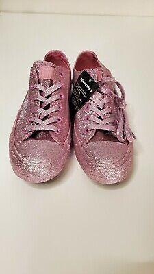 9 Mens 7 Pink Glitter Shoes 162993C