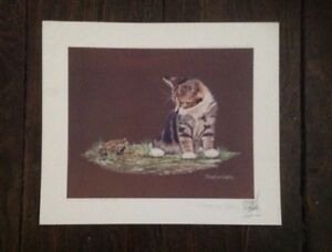 Josephine-Copley-039-Kitten-with-Toad-039