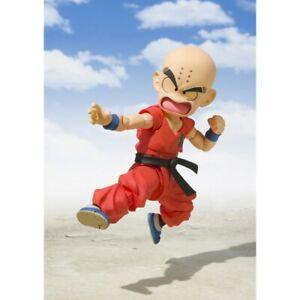Bandai-S-H-Figuarts-Dragon-Ball-Krillin-The-Early-Years-NUOVO