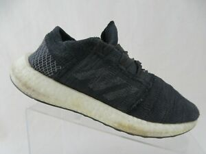 ADIDAS-Pure-Boost-Black-Sz-6-5-Kids-Running-Shoes