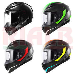 Casque-Helmet-Motorrad-Integrale-LS2-FF323-ARROW-C-carbone-avec-des-interieurs
