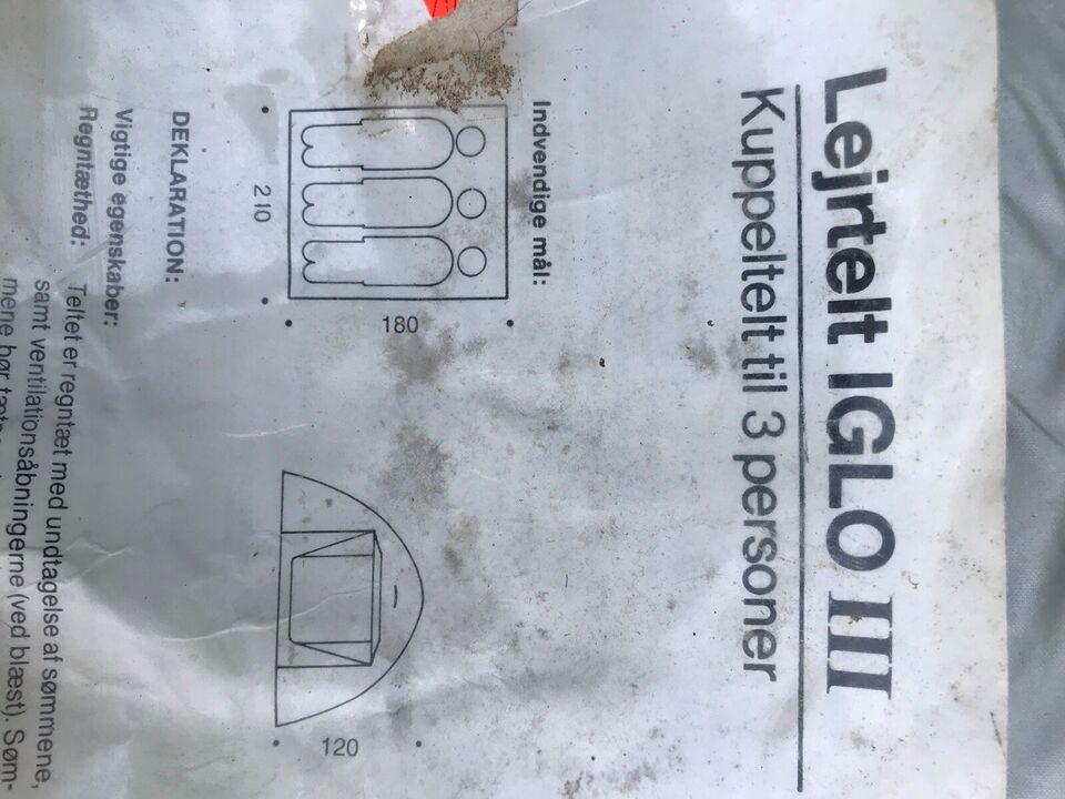 Iglo telt