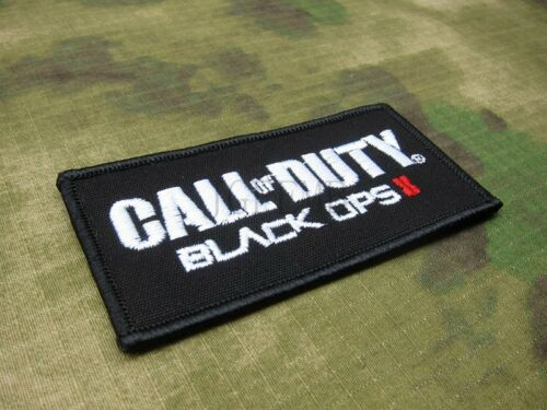 Call Of Duty9 BLACK OPSII COD9 Morale Military Embroidery Patch B2701