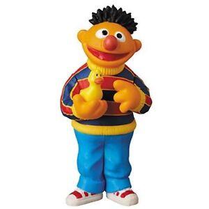 Medicom Toy UDF Sesame Street Ernie Figure from Japan