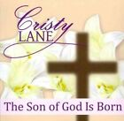 Son of God Is Born 0088751208128 by Cristy Lane CD