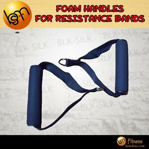 Foam-Handles-for-Resistance-Bands-034-1-Pair-034-Xtr-Strong
