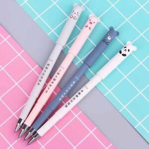 1-4Pcs-Kawaii-Cute-0-38mm-Erasable-Gel-Pen-School-Office-Stationery-Writing-Tool