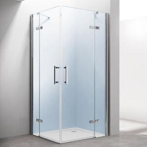 Design Duschkabine Eckeinstieg Dusche Duschabtrennung Duschtasse