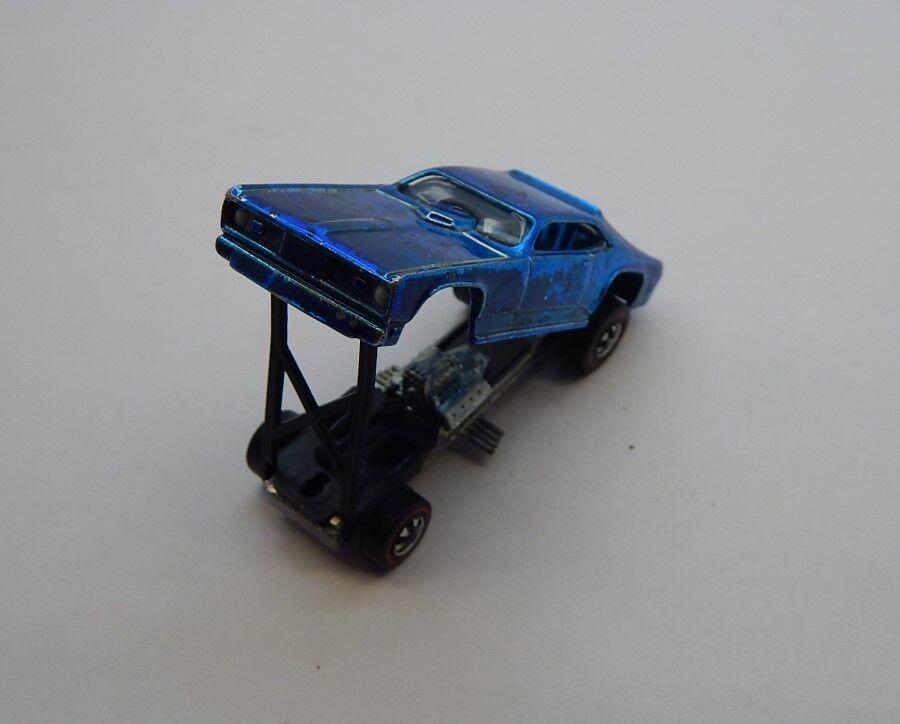 venta caliente en línea rojoline Hotwheels Azul 1971  Mangosta Mangosta Mangosta II oc9347 oc17215  directo de fábrica