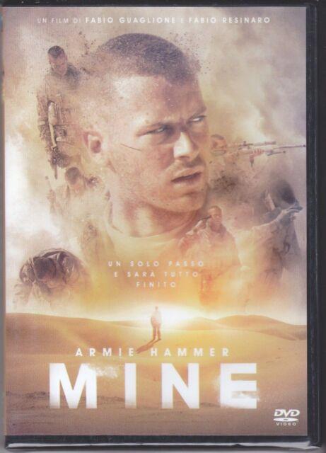 DVD Mine Nuevo 2016