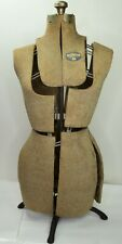 Vintage Acme L Amp M Size A Adjustable Dress Form Mannequin Metal Stand