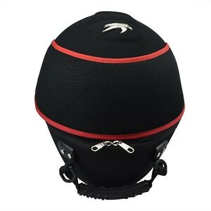 Racing Rally Motorcycle Bike Helmet Bag Headcase Storage Race Lid Carry Case US