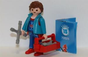 Playmobil-70025-Mystery-Figures-Boys-SERIES-15-AUTO-MECHANIC
