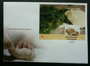 SJ-Portugal-Traditional-Pao-2009-Bread-Food-Cuisine-Gastronomy-miniature-FDC