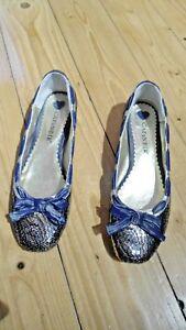 Cafenoir Gr Luxus 40 Ausgefallen Neuwertig Ballerina Schuhe pUwxFdw