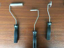 3pcs /setGRP fiberglass bubble laminating roller KIT for FRP mould RESIN GRP