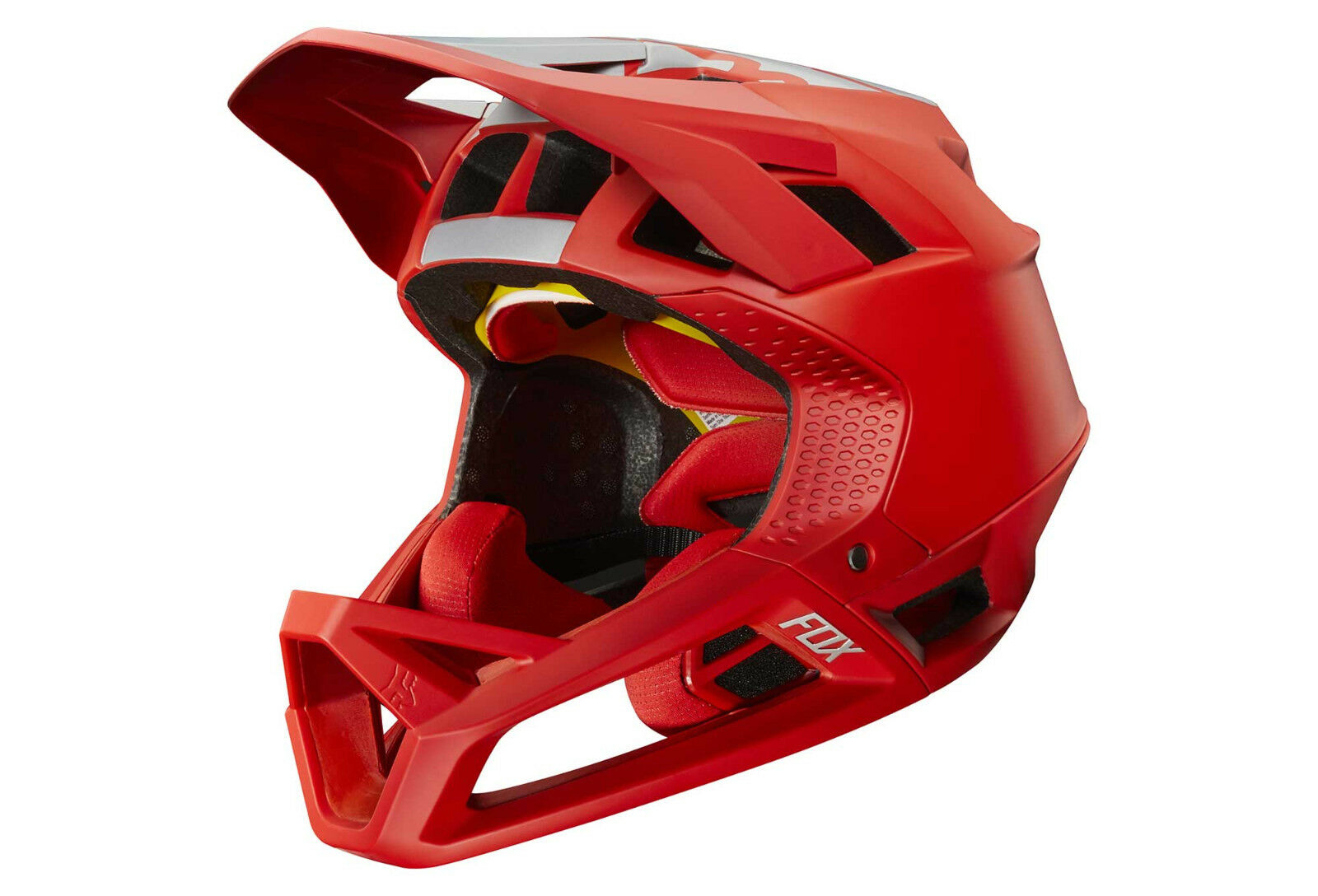 Casco Enduro Downhill Mtb Fox ProFrame WIDE OPEN