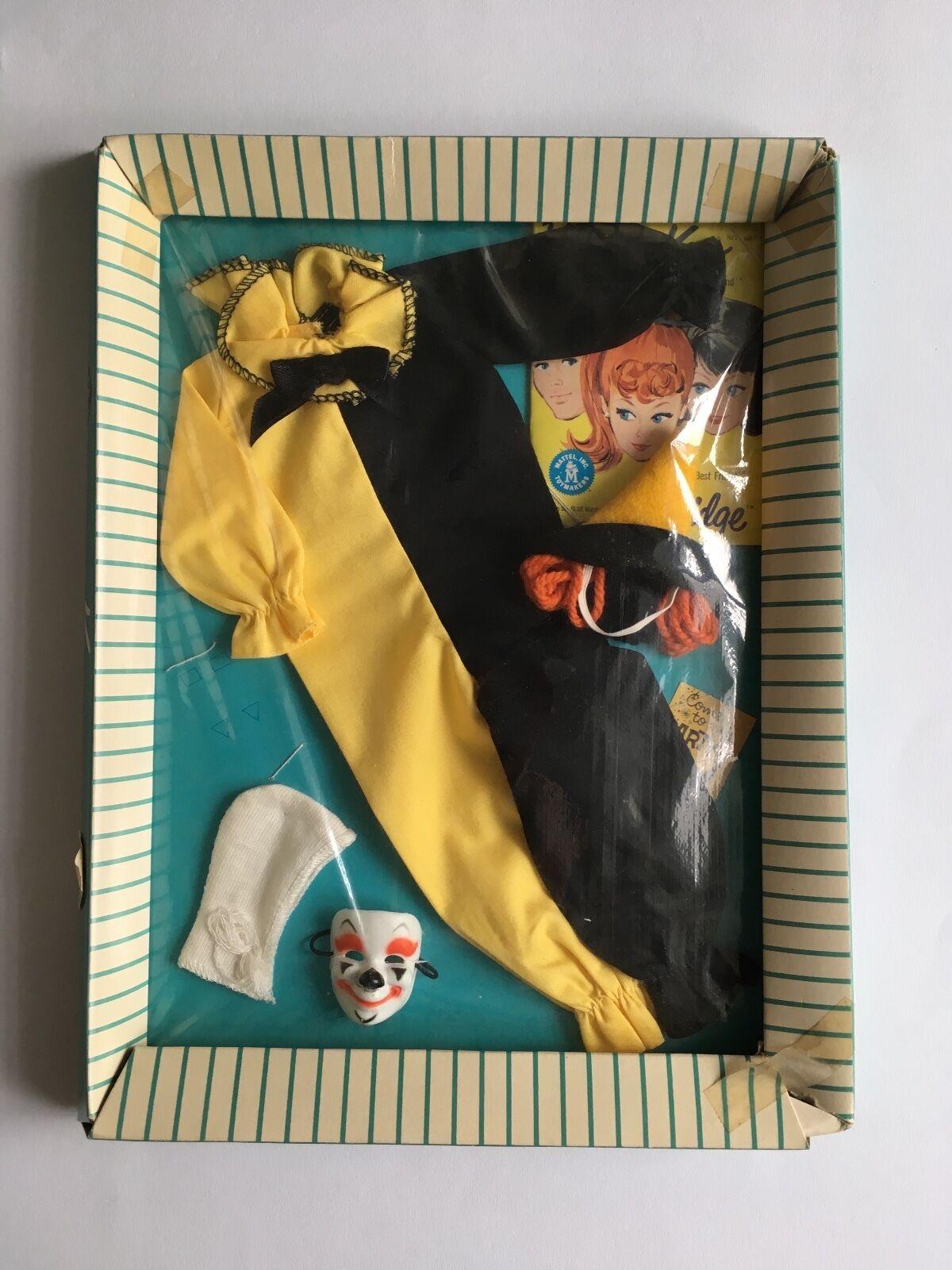 outlet in vendita VINTAGE BARBIE bambola 1963 Ken bambola Masquerade    794 NRFB OUTFIT  fino al 70% di sconto
