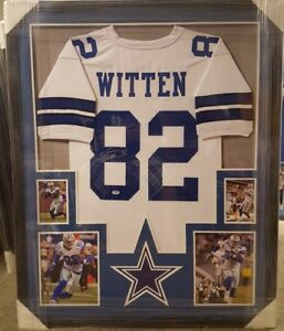 dallas cowboys jersey frame