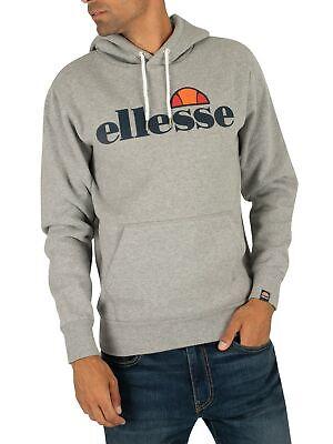 Ellesse Mens SL gottero Hoodie, Grey | eBay
