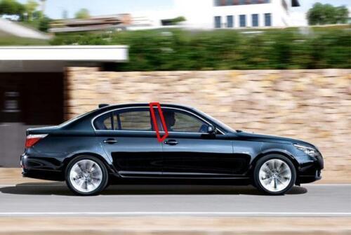 BMW NOUVEAU VÉRITABLE E60 E61 03-10 O//S AVANT DROITE PORTE PILIER MAT PANNEAU 7033804