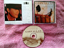 Used Heart for Sale by Gary Allan (CD, Sep-1996, Decca) PROMO NEAR MINT