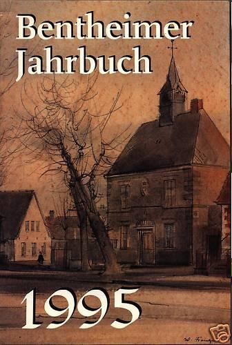 Bentheimer Jahrbuch  1995 Grafschaft Bentheim Band 133