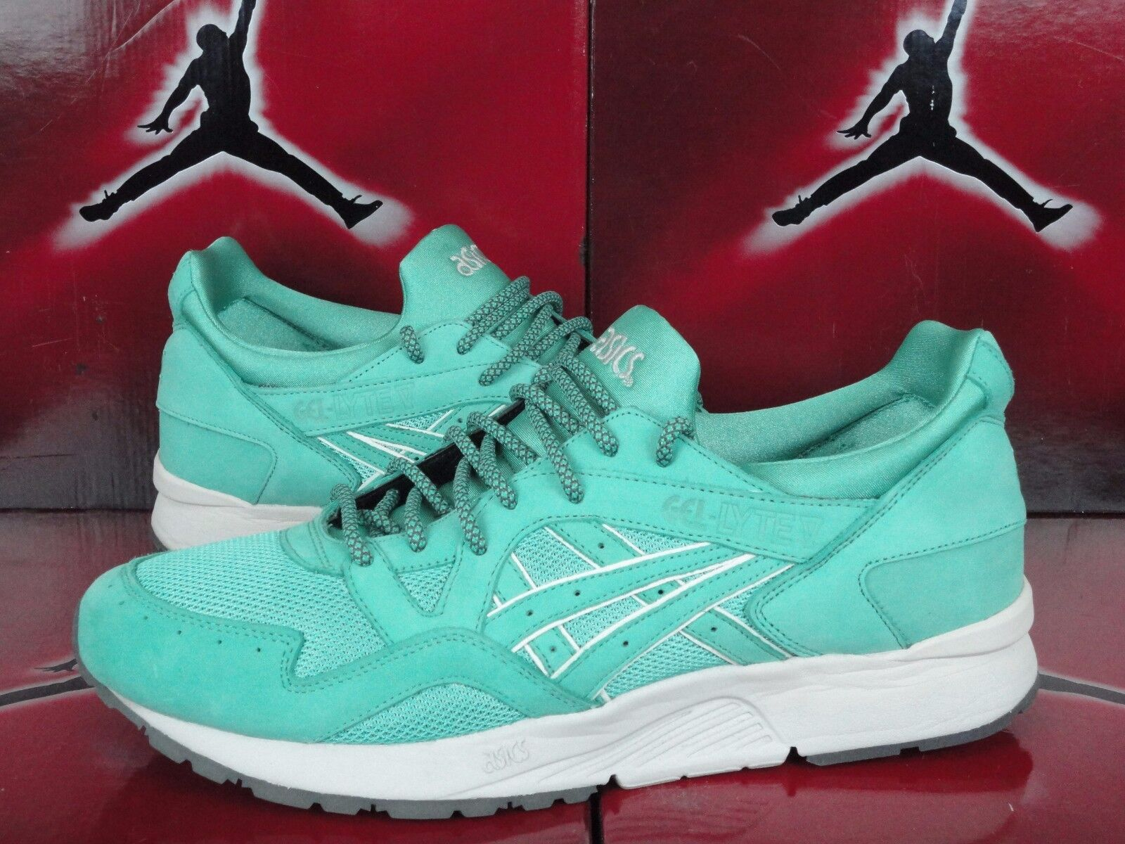ASICS RONNIE FIEG GEL LYTE V MINT LEAF QS Price reduction Special limited time