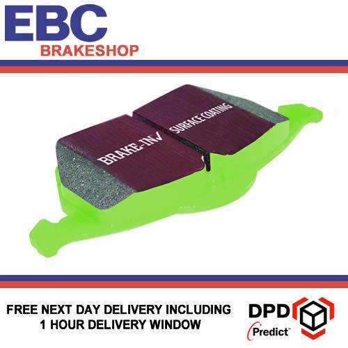 EBC GreenStuff Brake Pads for LANCIA Fulvia DP2188