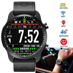 Details about 3G 4G Smart Watche Camera GPS Tracker WiFi Waterproof  Smartwatch Android Phone
