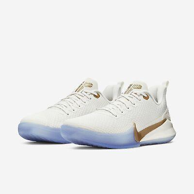 Nike Mamba Focus Kobe Phantom//Metallic Gold Mens Basketball Rage All NEW RARE