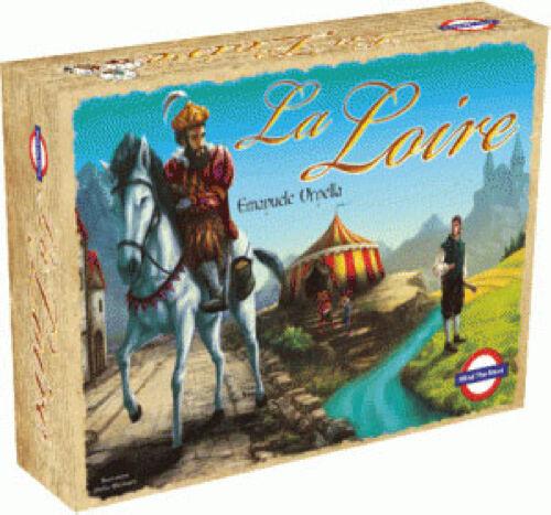 Jeu de société La Loire - Ystari - Neuf, emballé -