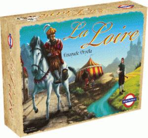 Jeu de societe La Loire - Ystari - Neuf, emballe -