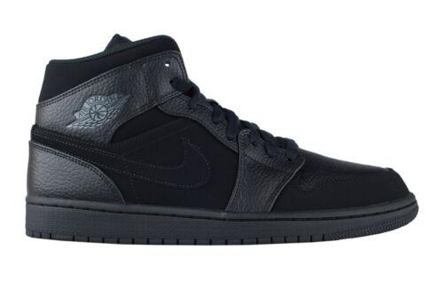 Nike AIR JORDAN 1 MID (GS) 554725 064  Basketballschu Turnschuhe Sportschuhe