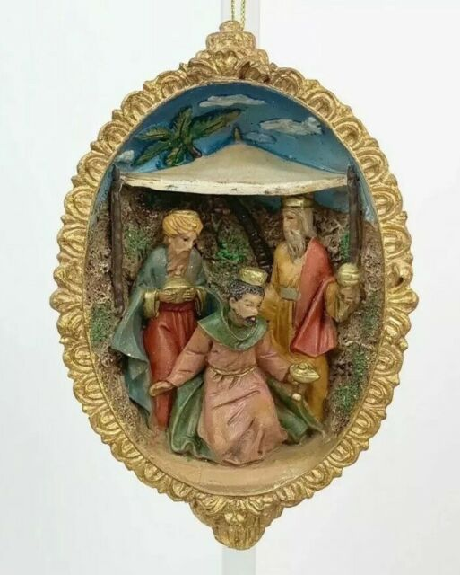 Fontanini Christmas Ornament Three Kings 2011 Retired ...