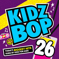 Kidz Bop Kids - Kidz Bop 26 [new Cd] on Sale