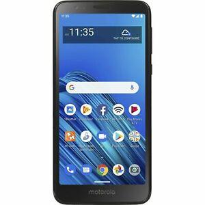 Tracfone Motorola E6 4G LTE Prepaid Cell Phone