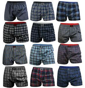 4-20-Boxershorts-Webboxer-Herren-Boxer-Shorts-Unterhose-Unterwaesche-Baumwolle
