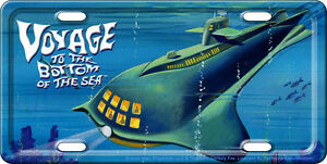 VOYAGE-TO-THE-BOTTOM-OF-THE-SEA-Tag-Irwin-Allen-Seaview-Lost-in-Space-plate