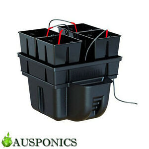 PLATINIUM-MODULAR-HYDROSTAR-40-With-4-Pots-For-Hydroponics-Water-Systems