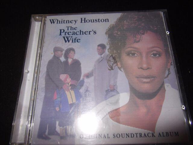 Whitney Houston - CD  Preacher's Wife (Original Soundtrack, 2000)