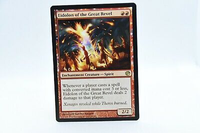 MTG Eidolon of the Great Revel Journey into Nyx Free Post