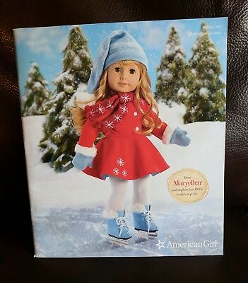 """American Girl MARYELLEN SCHOOL OUTFIT for 18/"""" Doll Dress Holiday Skates NEW"""
