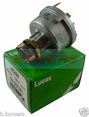 Genuine Lucas 35288 128sa Land Rover Defender 90 110 Interruptor De Ignição como prc2734 | eBay
