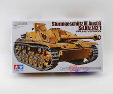 Tamiya Military Model 1//35 SturmgeschutIII Ausf.G Scale Hobby 35197