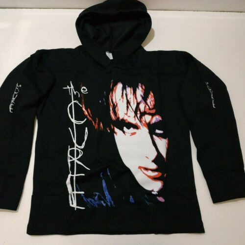Vintage   THE CURE     Unused  HOODIE   shirt