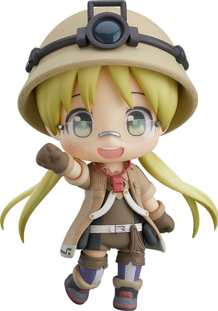 Good Smile Company Made in Abyss - NendGoldid Riko