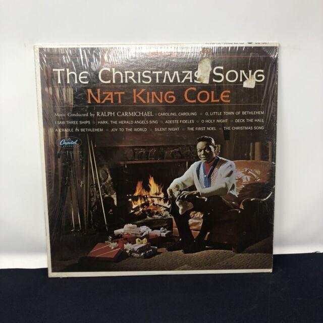 ~ NAT KING COLE THE CHRISTMAS SONG SM-1967 LP VINYL ~R15   eBay