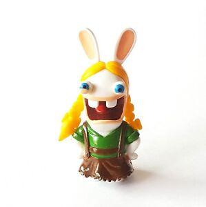 Offizielle Website Figürchen Sammlung Kaninchen Idioten Erobern Der L-welt'deutschland 6 Cm üBerlegene Leistung Spielzeug