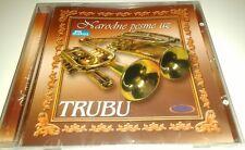 SERBIA FOLK SONGS WITH TRUMPET 18 SONGS CD NARODNE PESME UZ TRUBU